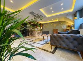 Zem Hotel, hotel in Istanbul