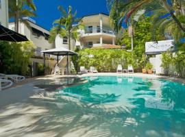 Noosa Riviera Resort, serviced apartment in Noosaville
