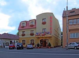 Hotel Brasov, hotel in Braşov