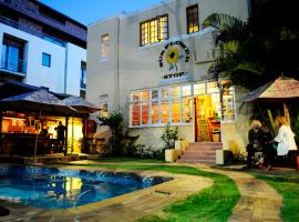A Sunflower Stop Backpackers, hostel in Cape Town