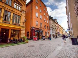 ApartDirect Gamla Stan II, leilighet i Stockholm