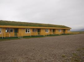 Viesnīca Guesthouse Hof pilsētā Hofgarðar