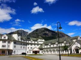 Quality Hotel Vøringfoss, hotell i nærheten av Hardangervidda i Eidfjord