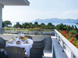 Aparthotel Miramare, spa hotel in Makarska