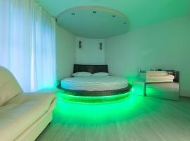 Alex Hotel on Marshala Zhukova, отель рядом с аэропортом Аэропорт Пулково - LED в Санкт-Петербурге