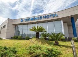 Hotel Terminus, hôtel à Podgorica