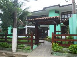 Pousada Paraíso Ilha Grande, hotel in Abraão