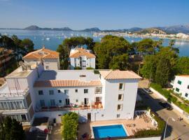 Hotel Villa Singala, hotel in Port de Pollensa