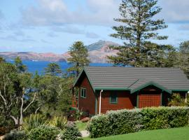 Coast Norfolk Island, hotel in Burnt Pine