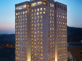 LOTTE City Hotel Daejeon, hotel in Daejeon