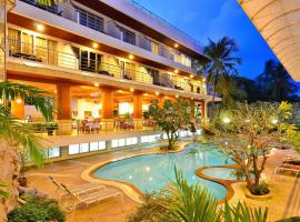 Samui First House Hotel, hotel in Chaweng