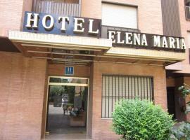 Hotel Elena María, hotel near Plaza de Toros, Granada