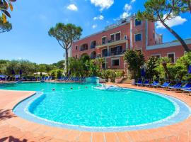 Hotel San Valentino Terme, budget hotel in Ischia