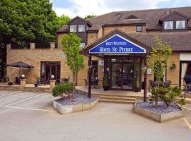 Best Western Wakefield Hotel St Pierre, hotel near Wakefield Cathedral, Wakefield