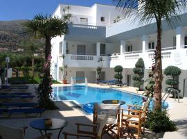 Emerald Hotel, pet-friendly hotel in Malia