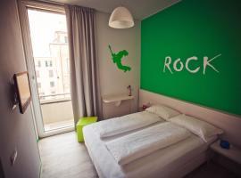 Hotel Nologo, отель в Генуе