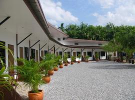 Kevin Resort, motel in Mae Pim