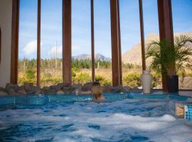 Delphi Resort Hotel & Spa, hotel in Leenaun