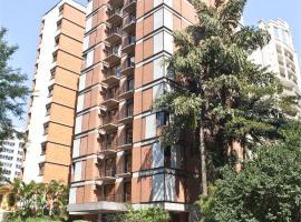 Alameda Apart Hotel, serviced apartment in Sao Paulo