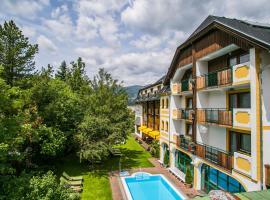Hotel Alpenblick Kreischberg, hotel a Kreischberg környékén Sankt Lorenzen ob Murauban