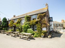 Kings Arms, hotel in Penzance