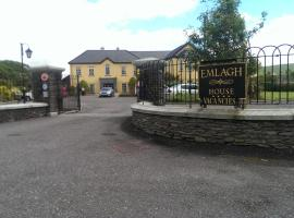 Emlagh House, bed & breakfast a Dingle