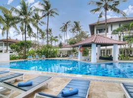 Legong Keraton Beach Hotel, hotel in Canggu