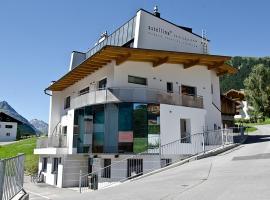 Astellina hotel-apart, hotel v mestu Ischgl