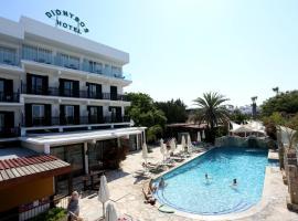 Dionysos Central, hotel di Paphos City