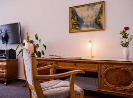 Gästehaus Stadt Metz, Privatzimmer in Dresden
