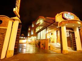Kuna Hotel, hotel em Cuenca