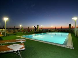 Hotel Villa Luca, отель в городе Кьянчано-Терме