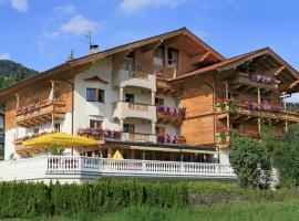 Landhotel Lechner - bis Mitte Mai nur buchbar für Arbeiter und Geschäftsreisende, отель в городе Кирхберг-ин-Тироль