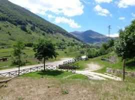 Agriturismo Le Prata, hotel a Scanno