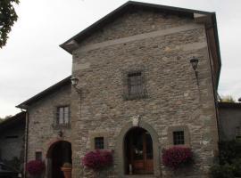 Agriturismo Il Bardellino, hotel a Fivizzano