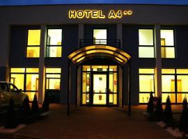 Hotel A4 MOP Kępnica – hotel w pobliżu miejsca Rodzinny park rozrywki Energylandia w mieście Jaworzno