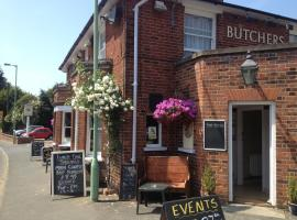 The Butchers Arms Freehouse, hotel in Aldeburgh