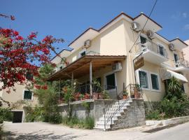 Ammousa Hotel Apartments, hotel near Lixouri Port, Lixouri