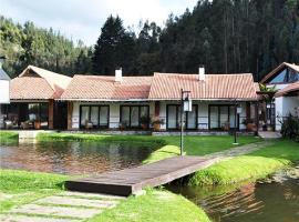Casa Yunque, hotel en Ubaté