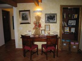 La Dimora di d'Annunzio, hotel in zona Monte Rotondo Quad Ski Lift, Scanno