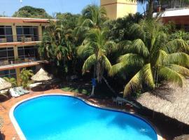 Gran Hotel Paris, hotel en La Ceiba