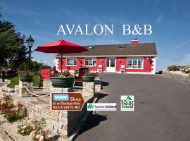 Avalon House B&B, hotel near St Connells Cultural and Heritage Museum, Glenties