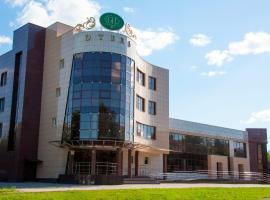 Green Hall Hotel, отель в Каменск-Уральском