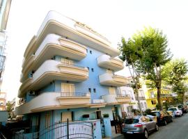 Residence Blu Marine, residence a Rimini