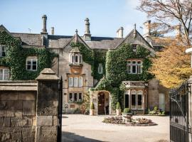 The Bath Priory - A Relais & Chateaux Hotel, hotel v destinaci Bath
