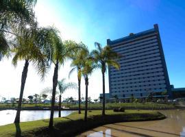 Hotel Rainha do Brasil, hotel em Aparecida
