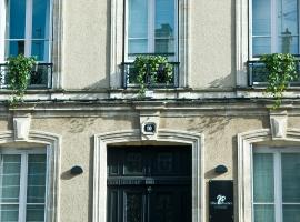 Hôtel Particulier - La Chamoiserie, hôtel à Niort