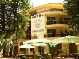 Sunny Paradise Family Hotel, hotel in Kiten