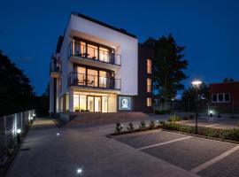 Apartamenty Paliki – hotel w Jastrzębiej Górze