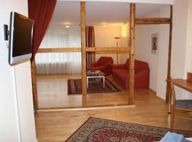 Hotel Haus Hansa, hotel in Bad Salzuflen